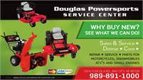 Douglas Powersports Service Center