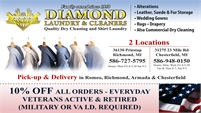 Diamond Laundry & Cleaners