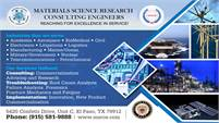 MSRCE - Materials Science Research Consulting Engi