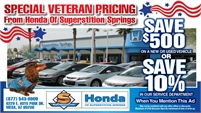 Honda of Superstition Springs
