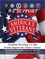 Aladdin Roofing Co Inc