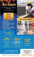 Action Air Conditioning, Heating, & Plumbing