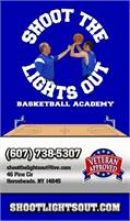 Shoot The Lights Out Basketball Academy