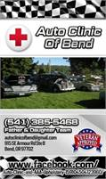 Auto Clinic Of Bend