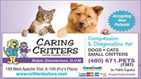 Caring Critters Animal Hospital, PLLC