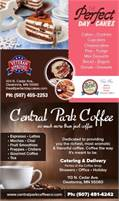 Perfect Day Cakes - Central Park Coffee
