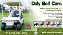 Daly Golf Cars