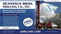 Hennings Bros Drilling Co Inc