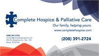 Complete Hospice Care Of Boise