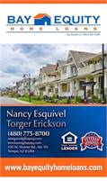 Bay Equity Home Loans Torger Erickson