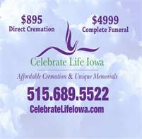 Celebrate Life Iowa Funeral Home & Cremation Service