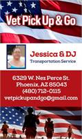 Vets Pick-Up & Go LLC