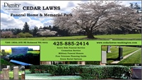 Cedar Lawns Memorial Park & Funeral Home