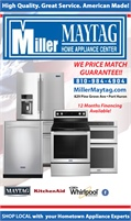 Miller Maytag Home Appliance Center