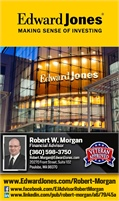 Edward Jones® - Robert W. Morgan Financial Advisor