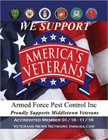 Armed Force Pest Control Inc