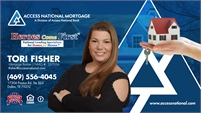 Access National Mortgage - Tori Fisher