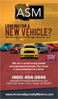 Arizona Specialty Motors
