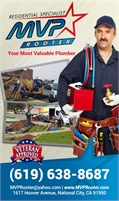MVP Rooter Plumbing and Drains, Inc.