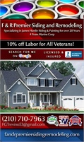 F & R Premier Siding and Remodeling
