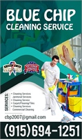 Blue Chip Cleaning Service