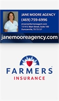 Farmers Insurance - Jane Moore Agency