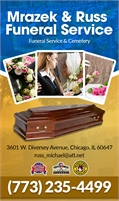 Mrazek And Russ Funeral Service