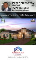 American Realty-America's Real Estate Co • Peter Nemethy