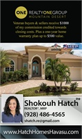 Realty One Group Mountain Desert - Shokouh Hatch