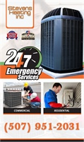 Stevens Heating Inc