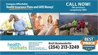 HealthMarkets Insurance - Brett Beamesderfer