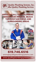Quality Plumbing Systems Inc.  DBA Quality Plumbing Services