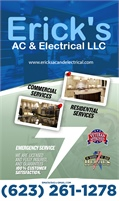 Erick's AC Electrical LLC