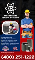 Fresh Breeze Heating & Cooling