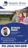 Integrity Home Mortgage Corporation - Byron Reed