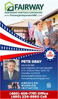 Fairway Independent Mortgage Corporation - Pete Gray