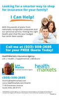 Healthmarkets Insurance - Lee Martin