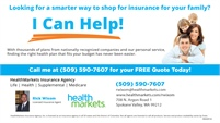 Healthmarkets Insurance - Rick Wixom
