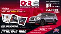 Orr Nissan Of Fort Smith