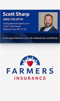 Farmers Insurance - Scott Sharp