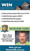 WIN Home Inspection