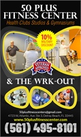 50 Plus Fitness Center & Wrk - Out