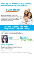 HealthMarkets Insurance Agency - Janette Redd