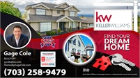 Keller Williams Capital Properties - Gage Cole