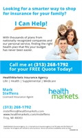 HealthMarkets Insurance - Mark Steffens