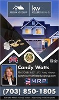The Redux Group at Keller Williams Realty - Candy Watts