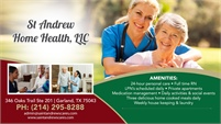 St Andrew Home Health LLC