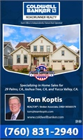 Coldwell Banker Roadrunner Realty - Tom Koptis