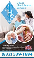 Chase Healthcare Service Inc