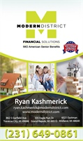 Modern District Financial - Ryan Kashmerick